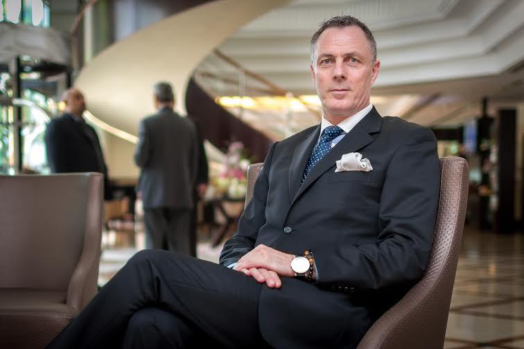 HMH CEO Laurent A. Voivenel