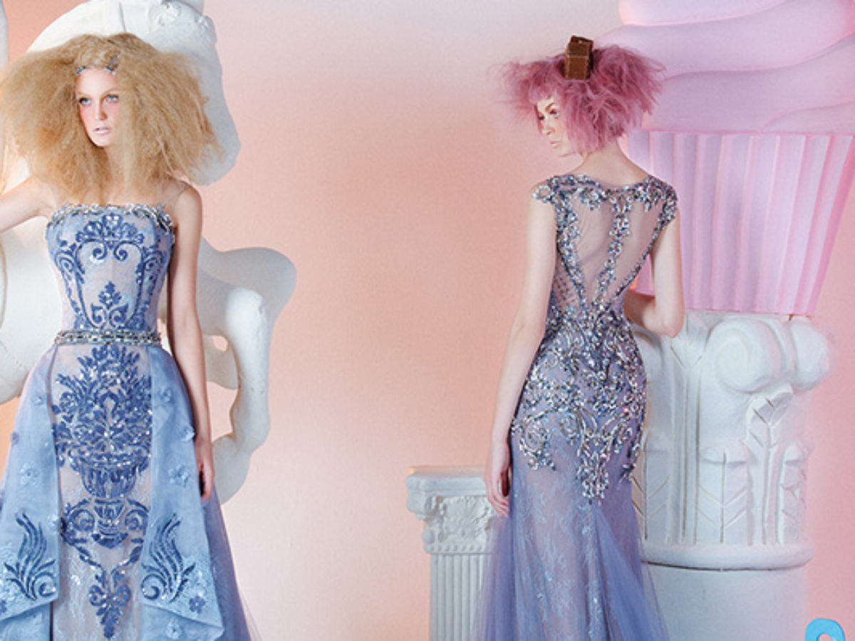 World Famous Emirati Fashion Designer Mona Al Mansouri To Open The Bridal Fashion Show At The Ajman Palace Hotel