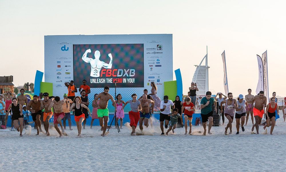 Dubai Fitness Challenge 1