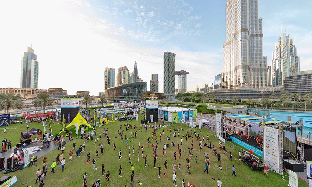Dubai Fitness Challenge 7