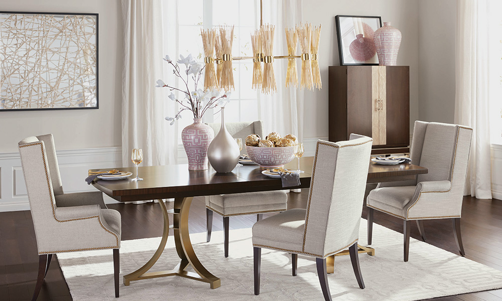 Dining in style this Ramadan with Ethan Allen  EYE OF ARABIA