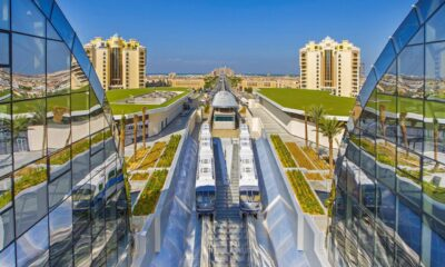 The Palm Monorail