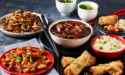 Marks and Spencer's global flavours
