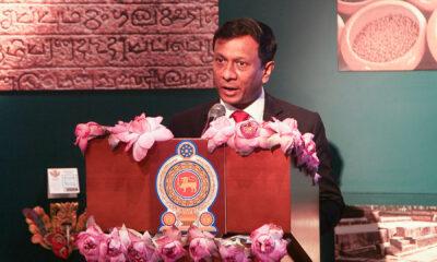 Sri Lanka pavilion inaugurated at Expo 2020 Dubai